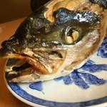 海鮮料理 みはる - 2016.2  カマ焼き