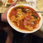 中国家庭料理 楊 - トマトと卵の炒め物