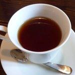 吟そば凛 - 紅茶