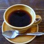 吟そば凛 - コーヒー
