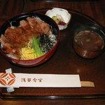 浅草今半 - ステーキ丼