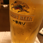 Arimaya - 生ビール 485円