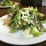 taverna la amico - セットサラダ
