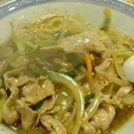 中華料理 喜楽 - 肉丼 王道の味です! 定番中の定番!