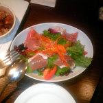 日比谷Bar DINING - DININGのニース風サラダ