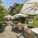京野菜レストラン梅小路公園 - ガーデンテラスでおつぐろぎ下さい