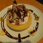 パンケーキ リストランテ - デビルパンケーキ