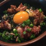 ゑびす - 鶏丼