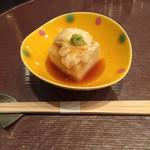 天旬楽 うのじ - 胡麻豆腐