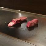 キャラバン ステーキ専門店 - はよ食いたい…