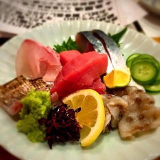 魚屋スタンドふじ