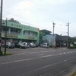 屋久島観光センター・屋久島ギャラリーレスト - 外観