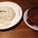 カレーキッチン タキザワ - トマトカレー