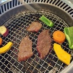 Ogawatei - カルビ焼き♪