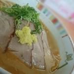 麺屋 彩未 - 辛味噌チャーシュー