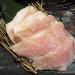 555 GO!GO!FIVE - 塩麹豚トロ1355円