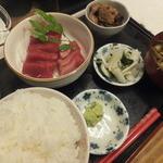 本浜 - 本まぐろ定食1,000円