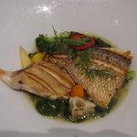 シェ モリ - お魚料理