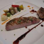 シェ モリ - お肉料理