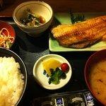 魚がし料理 竹の子 - ランチ ほっけ