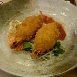 菜々笑 - 『海老とカニ クリームコロッケ』