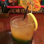 首里古酒倶楽部 - 琉球かくてる「ハイビスカス」