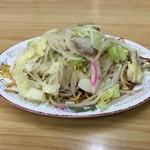 戸和食堂 - 料理写真:焼きそば(特製)680円