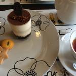 マザーハーツ - 料理写真:ケーキ