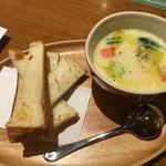 OMS - スープとサラダのセット