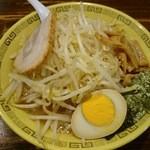 江川亭 - もやしラーメン 750円