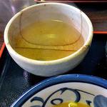 麺や大舎厘 - 割しスープ(2016年5月)