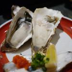 かき鮮 海風土 - 生牡蠣~☆