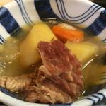 季節料理 べん作 - 定食の小鉢