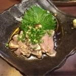 51483631 - 鶏たたき(むねポン酢)
