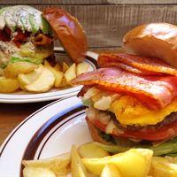 肉ビストロ G&G MARKET - ランチ限定「肉屋が作るバーガー」