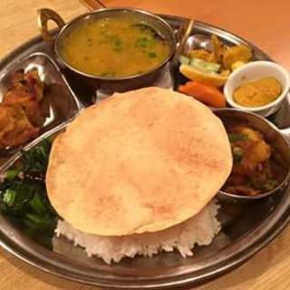 ネパール家庭料理