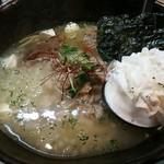 麺屋GAKU - 鶏塩クリーミー