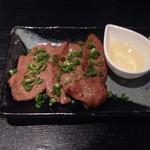 串屋横丁 - レバー網焼き