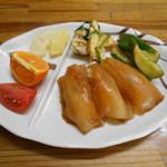 冨士食堂 - お寿司アップ