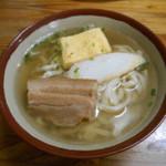 冨士食堂 - 大東そばアップ