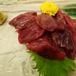 馬肉料理・まぐろと日本酒の店 赤味処馬ぐろ -