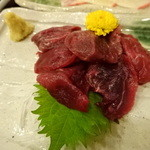 馬肉料理・まぐろと日本酒の店 赤味処馬ぐろ - まぐろのど肉