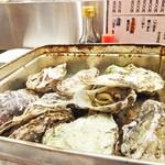 51489643 - ミルキー牡蠣のがんがん焼き