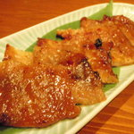 ゆるり屋 - サメタレ炙り(380円)