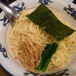 松波ラーメン店 - つけ麺(大盛)2010.9
