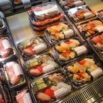 千代田鮨 - 寿司売り場