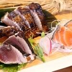 割烹バル 京ひろ - 料理写真:鰆の藁焼き