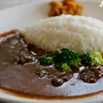 食堂カフェ凜 - 料理写真:特製ビーフカレー