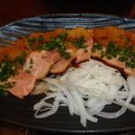 三代目網元 魚鮮水産 - ローストポーク