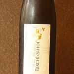 Trattoria Fonte - 好きな自然派ワイン